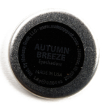 Makeup Geek Autumn Breeze Eyeshadow