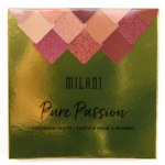 Milani Pure Passion 12-Pan Eyeshadow Palette