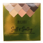 Milani Soft and Sultry 12-Pan Eyeshadow Palette