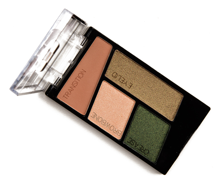 Wet N Wild Dragon Scales Color Icon Eyeshadow Quad Review Swatches