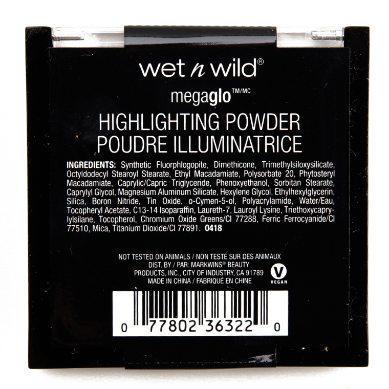Wet n Wild Halo Walkers MegaGlo Highlighting Powder Review
