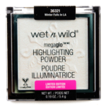Wet 'n' Wild Winter Falls in LA MegaGlo Highlighting Powder
