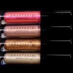 Anastasia Holiday 2018 Mini Lip Gloss 4-Piece Set