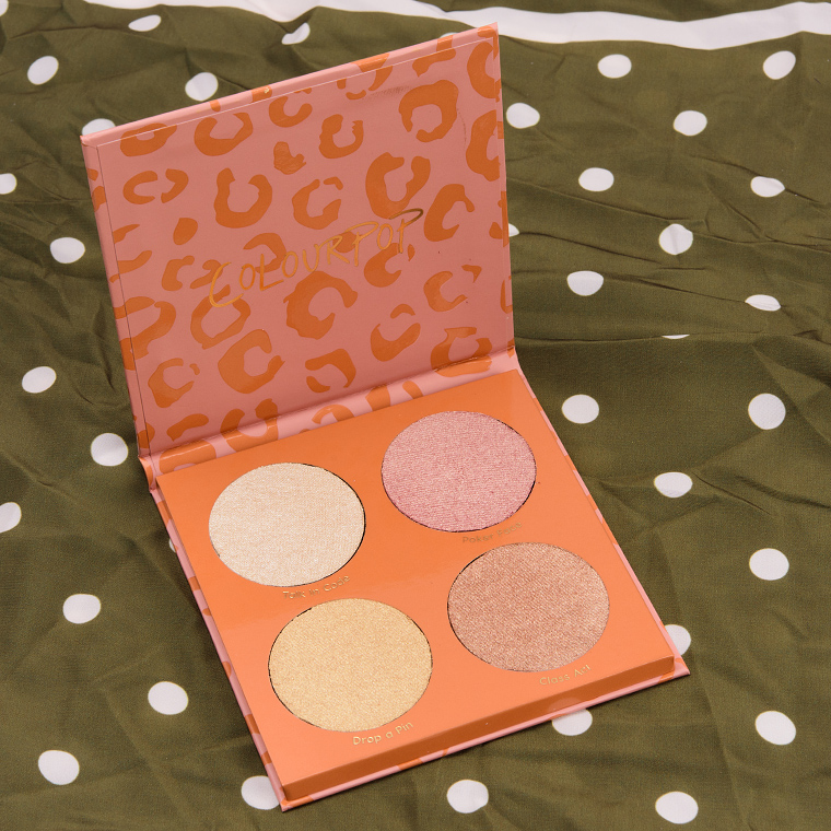Colour Pop Crush on You Super Shock Highlighter Palette