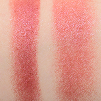 Dior Dolce Vita 555 Rouge Blush Dupes Swatch Comparisons
