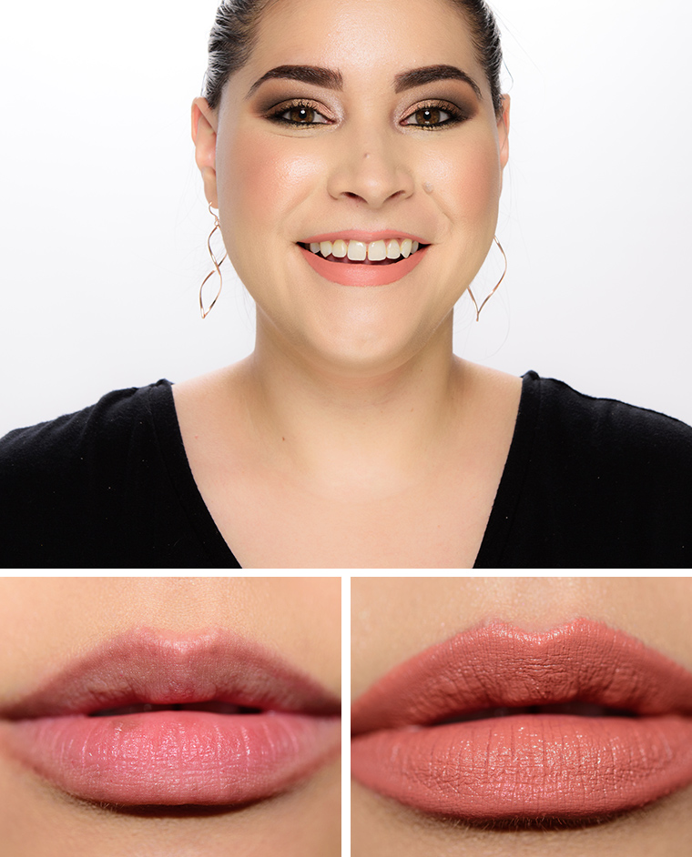 Dose Of Colors Desi X Katy Aftermath  Hey Girl Lipsticks Reviews  Swatches-8959
