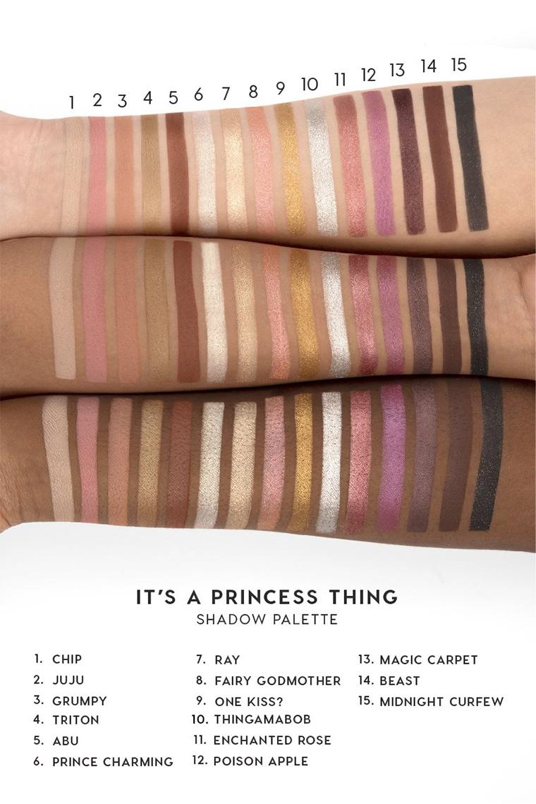 Disney x ColourPop Designer Collection