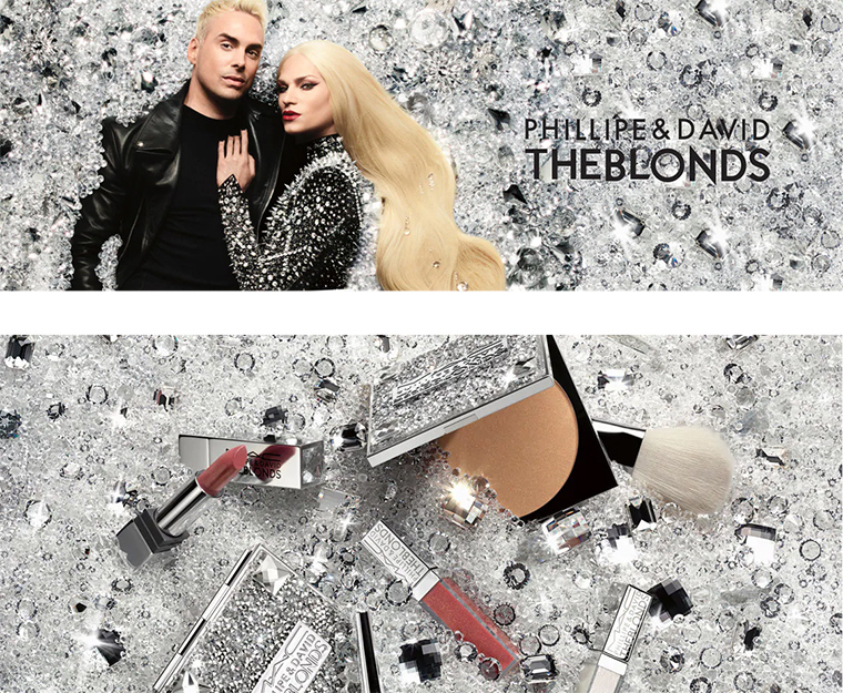 MAC x The Blonds Collection