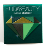 Huda Beauty Emerald Obsessions Eyeshadow Palette