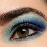 A Smoky Teal & Blue Look | Look Details