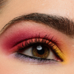 A Yellow, Orange & Fuchsia Look | Look Details