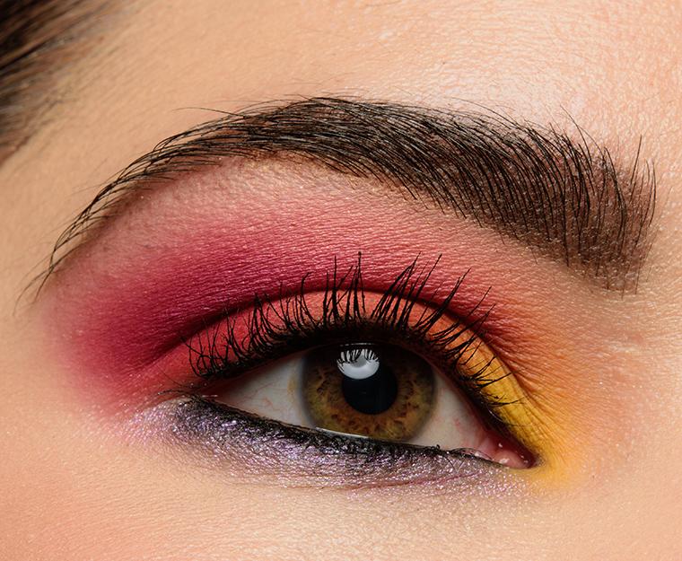 A Yellow, Orange & Fuchsia Look | Look Details