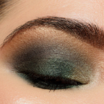 A Smoky Teal & Green Look | Look Details