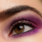 A Shimmering Pink & Purple Look | Look Details
