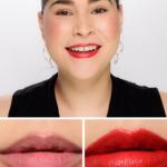 Shiseido Ginza Red (222) VisionAiry Gel Lipstick