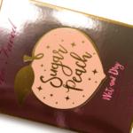 Too Faced Sugar Peach Wet/Dry Face & Eye Palette