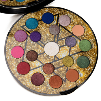 Urban Decay Elements Eyeshadow Palette Swatches