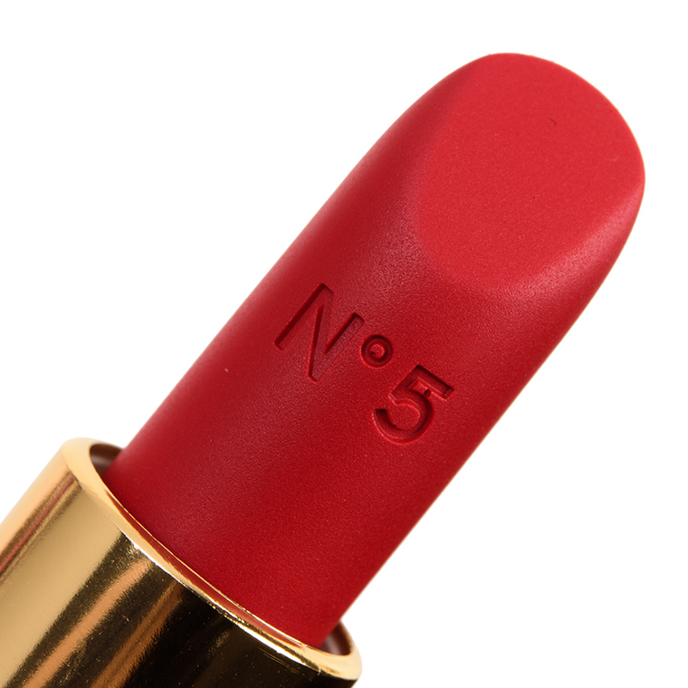 Chanel No. 5 Rouge Allure Velvet