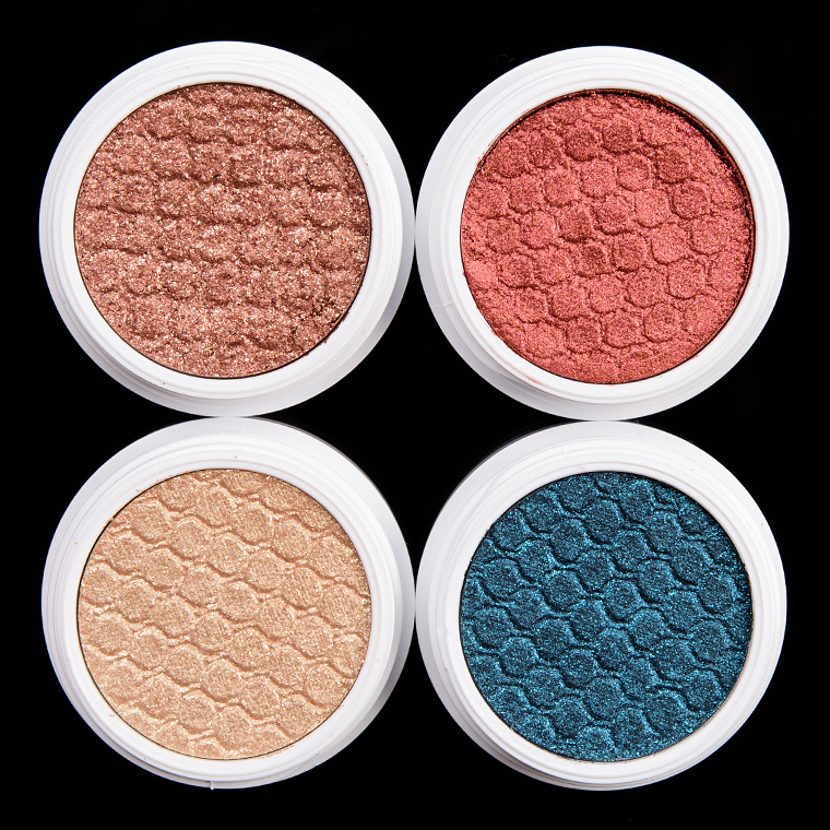 Colour Pop Journey Super Shock Shadow Quad