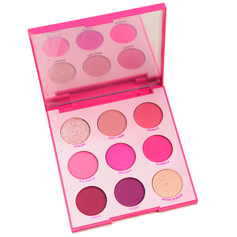 ColourPop Ooh La La 9-Pan Pressed Powder Palette