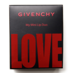 Givenchy Holiday 2018 Rouge Interdit Mini Lip Duo