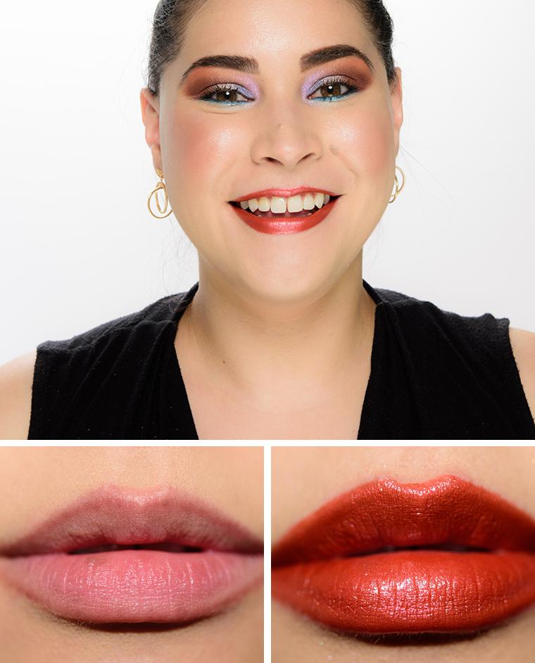 Fenty Beauty Snow Daze Frosted Metal Lipstick Set Review