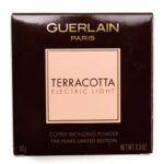 Guerlain Electric Light Terracotta Copper Bronzing Powder