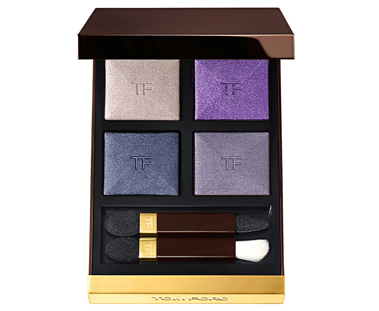 Tom Ford Eye Color Quads - 7 New Variations - for Winter 2018