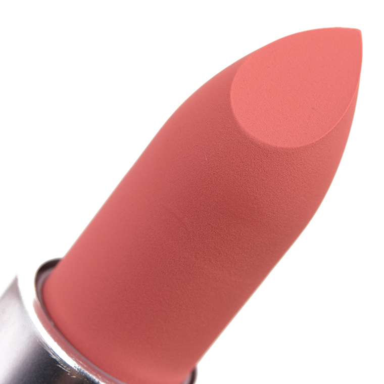 MAC Sweet, No Sugar Powder Kiss Lipstick