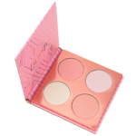 Colour Pop Crème de la Crème Pressed Powder Highlighter Quad