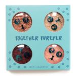ColourPop Together Furever Super Shock Shadow Quad
