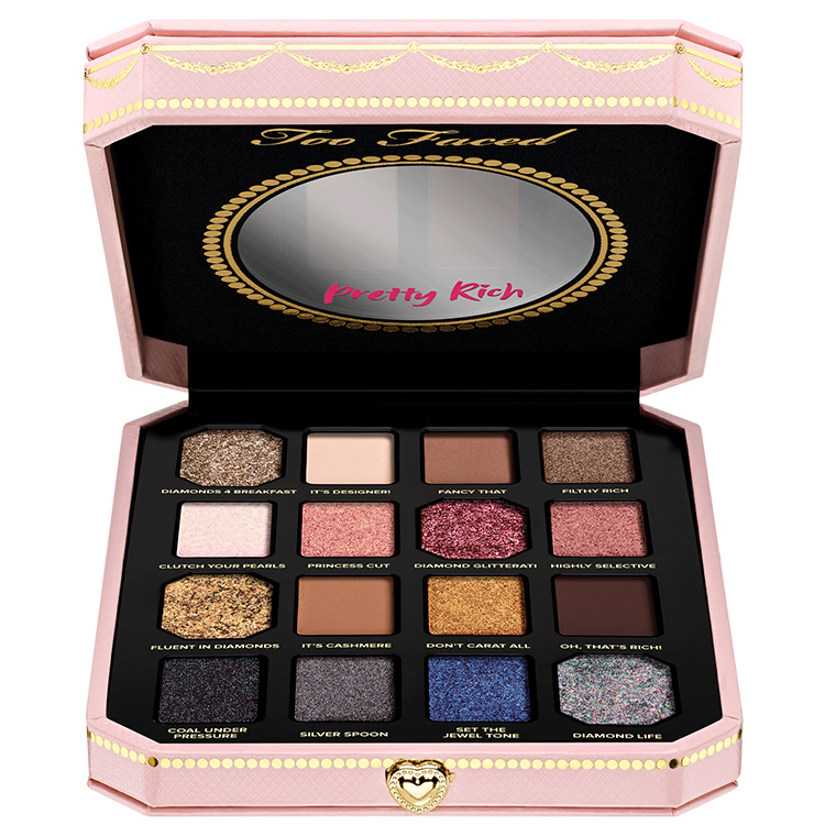 Too Faced Pretty Rich Collection Release Dates + Official Info