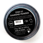 Make Up For Ever 104 Blue White Star Lit Diamond Powder