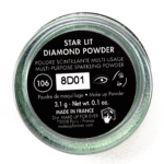 Make Up For Ever 106 Grenny White Star Lit Diamond Powder
