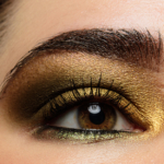 Make Up For Ever 109 Golden Star Lit Diamond Powder