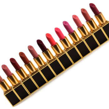 Tom Ford Boys & Girls Lip Colors (Holiday 2018) Swatches