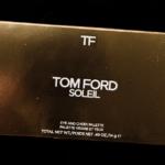 Tom Ford Beauty Winter 2018 Soleil Eye & Cheek Palette