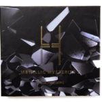 Linda Hallberg Cosmetics Metallic Mysteries II Eyeshadow Quad