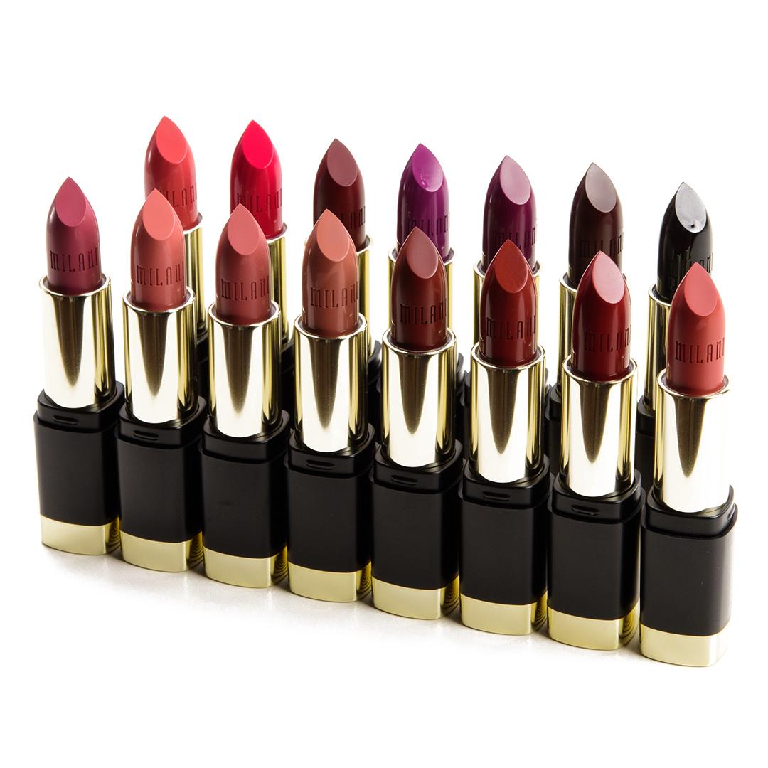 Best & Worst of Milani Bold Color Statement Matte Lipsticks
