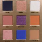 NABLA Cosmetics Poison Garden Eyeshadow Palette