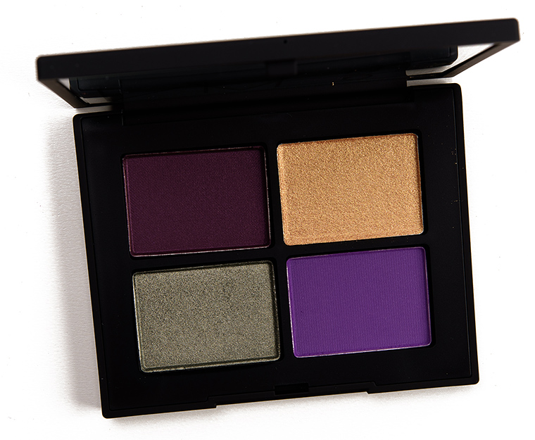 NARS Tropical Express Eyeshadow Quad