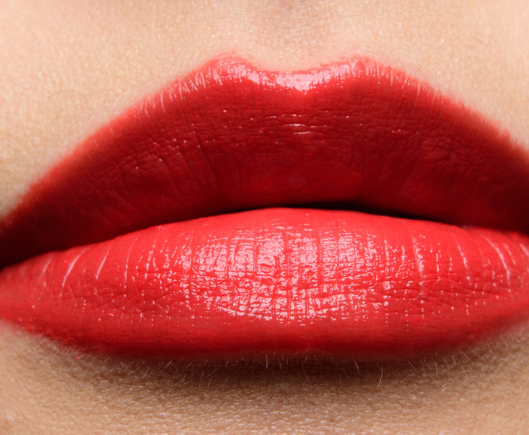 revlon ravish me red certainly red cherries in the snow