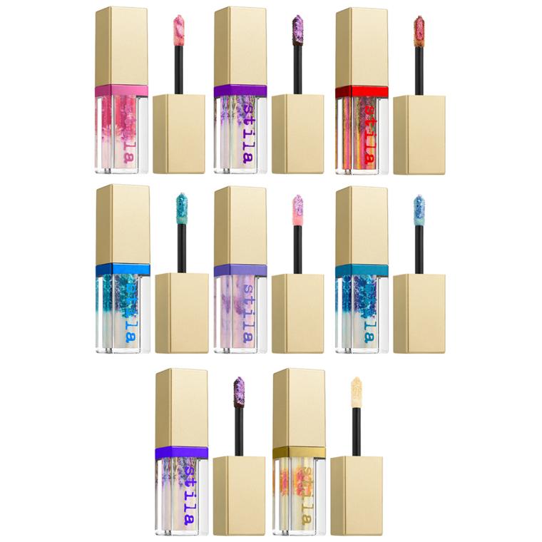 Stila Shade Mystere Liquid Eyeshadows & Face Gloss for Spring 2019