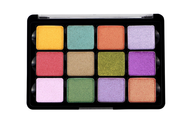 Viseart Coy Eyeshadow Palette for Spring 2019