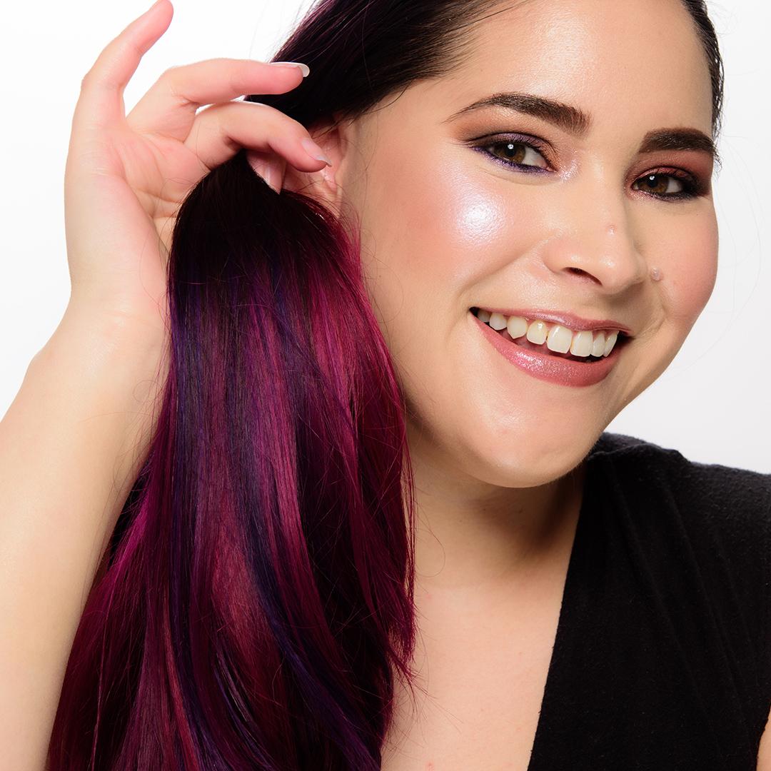 Sunset Balayage Hair - 1 Month Update