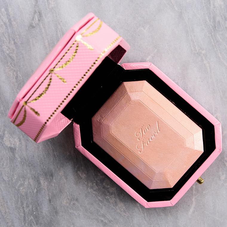 Too Faced Fancy Pink Diamond Diamond Light Multi-Use Highlighter
