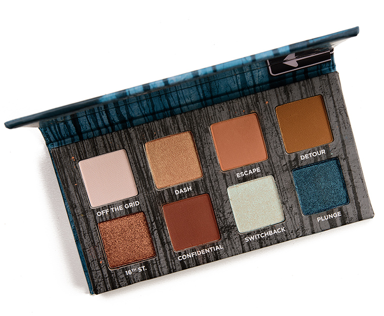 Urban Decay Detour On the Run Mini Eyeshadow Palette