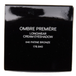 Chanel Patine Bronze (840) Ombre Premiere Longwear Cream Eyeshadow
