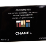 Chanel Quintessence Les 9 Ombres Multi-Effects Eyeshadow Palette