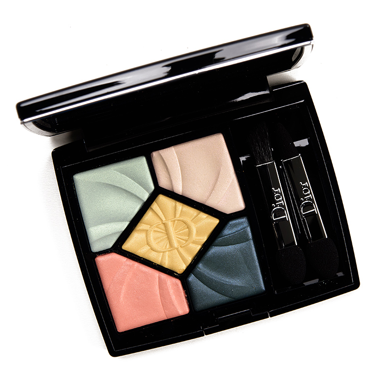 Dior Mellow Shade (447) High Fidelity Colours & Effects Eyeshadow Palette